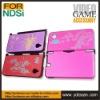 For NDSi Plastic Metal Aluminum Carry Case for DSi case