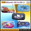 For NDSi XL 3D Game accessory case bag