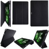 For Samsung Galaxy Tab 2 10.1 P7510 Smart Funstion stand Leather Case (Black Color)