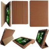 For Samsung Galaxy Tab 2 10.1 P7510 Smart Funstion stand Leather Case (Brown Color)