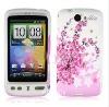 For Samsung galaxy Nexus TPU flower design case