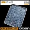For iPad 2 iPad2 TPU crystal case