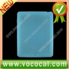 For iPad New Light Blue Silicone Back Case Cover Skin