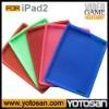 For iPad2 iPad 2 silicone case skin protector cover