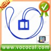 For iPod Nano 6 Silicone Case, with Sling