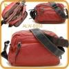 Functional Stone Washed Messenger Bag
