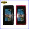 Gel Case Nokia Lumia 800, S Type Wave TPU Silicone Case