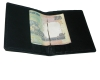 Genuine Leather Wallet With Money Clip