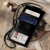 Genuine leather name card holder,business card holder