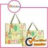 Green Eco-friendly High Quality PP non woven bag