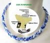 Health sport Titanium Necklace