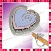 Heart Bag Hanger/Heart Enamel Purse Holder
