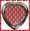 Heart Bag Hanger with Epoxy Sticker/Puse Holder