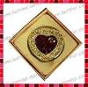 Heart Shaped Handbag Holder/Purse Hook with Gift Box