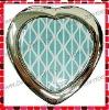 Heart Shaped Handbag Hook/Purse Hanger with Hidden Hook