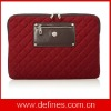 High Quality Quilted Sleeve for laptop