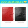 High-class leather laptop case for ipad
