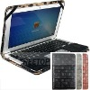 High quality PU leather case for 11.6 inch Macbook air sleeve