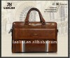 High quality head layer cow leather vintage laptop bags