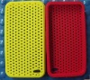 High quality mobile phone silicon case for iphone 4g