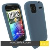 High quality silicone case for htc sensation silicone case