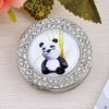 Hot Sale Bag Hanger With Panda Logo