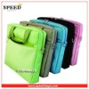 Hot Sale Colorful Polyster Laptop Bag