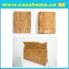 Hot sale!!! Wooden ipad 2 leather stand case !!!!!!
