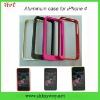 Hot selling metal protective cover for Iphone4,Iphone4s