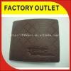Indian genuine leather wallet for men zcd022