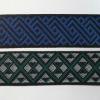 Jacquard webbing for fashion belt,pp pattern webbing strap