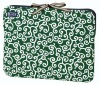 Japanese traditional textile pattern print Laptop Case