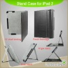 Kickstand leather case for iPad 2