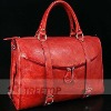 Laptop genuine leather handbags--top layer buffalo hide from Brazil