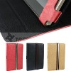 Leather case for Asus Eee Pad, for Asus Eee Pad cover