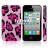 Leopard Hard Case for iPhone 4 4g