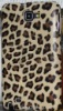 Leopard Pattern Hard Back cover for samsung i9220 case