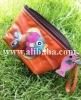 Little goldfish handmade cosmetic bag, wallets, purses