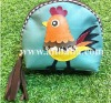 Little hen handmade cosmetic bag, wallets, purses