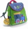 Lovely style Corduroy baby satchel bag
