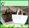 Low price pp non woven grocery bag wholesale