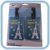 Luggage Tag,Luggage ID Tag,Travel Tag,PVC Luggage Tag