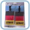 Luggage Tag w/national flag