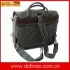 Messenger backpack bag