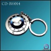 Metal Foldable Bag Hanger Crystal Key Chain  CD-BH014