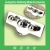 Metal bags accessories Case lock-Metal lock for handbag