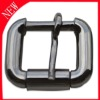 Metal belt and buckle