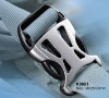 Metal plastic insert buckle (K5001)