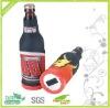 Neoprene Beer Bottle Koozie With Opener