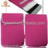 Neoprene case for laptop bags, netbook case with velcro closure